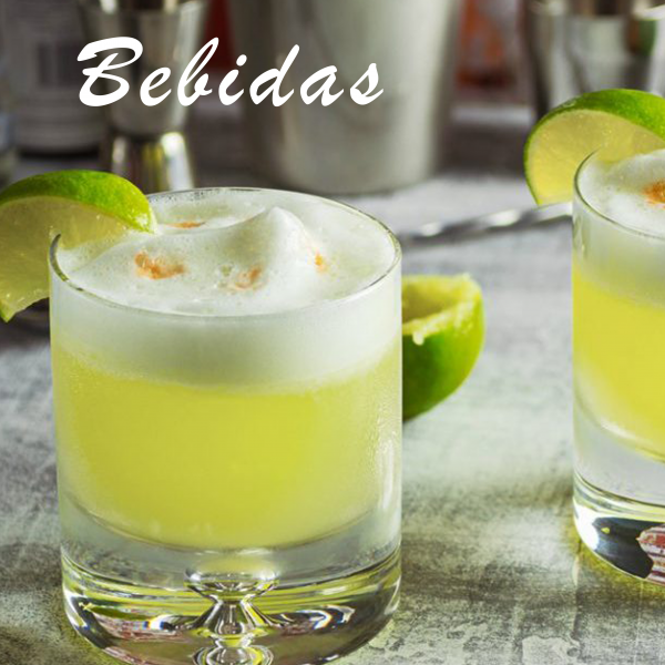 Bebidas – Cocktail and Drinks